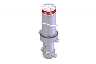Гидроцилиндр Binotto MFC-B3 107.3.2855 D.0311