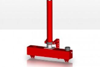Гидроцилиндр Binotto TFC-075.3.3300