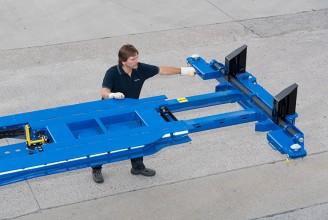 Krone Box Liner Т3 SD Полуприцеп контейнеровоз