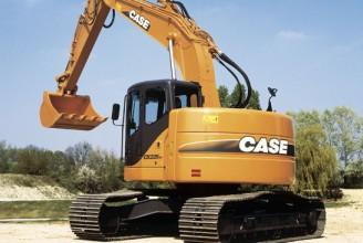 CASE CX225SR Гусеничный экскаватор