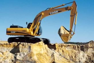 CASE CX290B Гусеничный экскаватор