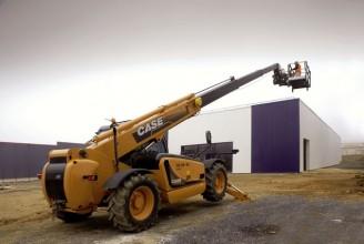 CASE TX 170-45 Телескопический погрузчик