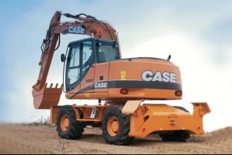 CASE WX145 Колесный экскаватор