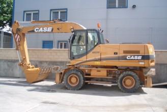 CASE WX210 Колесный экскаватор