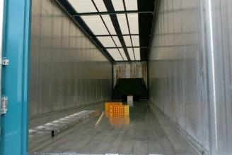Kraker 92 m3 Полуприцеп с подвижным полом