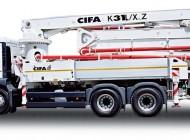 CIFA K31L XZ Автобетононасос