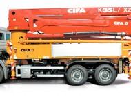 CIFA K35L XZ Автобетононасос