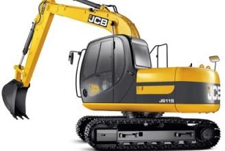 JCB JS115 Гусеничный экскаватор