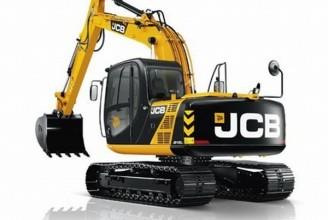 JCB JS130 Гусеничный экскаватор