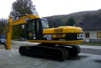JCB JS210 Гусеничный экскаватор