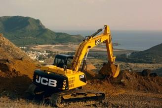 JCB JS260 Гусеничный экскаватор