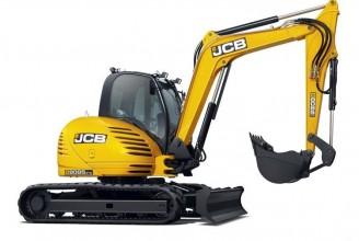 JCB 8085 RTS Мини-экскаватор
