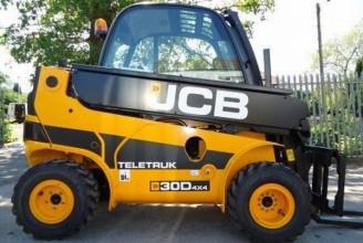 JCB  TLT 30D 4x4 Промышленный погрузчик