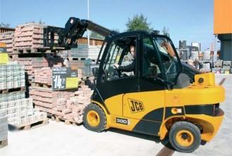 JCB  TLT 35 Промышленный погрузчик