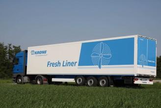 Krone Fresh Liner Изотермический полуприцеп