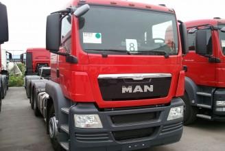 MAN TGS 26.440 6x4 BLS-WW Седельный тягач