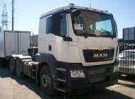 MAN TGS 33.440 6x4 BBS-WW Седельный тягач