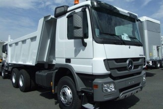 Mercedes-Benz Actros 3 3341K Самосвал