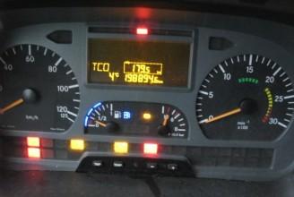 Mercedes-Benz Atego 1218 Рефрижератор