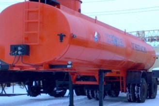 НЕФАЗ–9638-10-01 Полуприцеп цистерна (Нефтевоз)