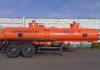 НЕФАЗ–96741-30 Полуприцеп цистерна (Топливоперевозчик)