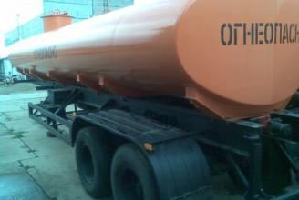 НЕФАЗ–96742-10-04 Полуприцеп цистерна (Нефтевоз)