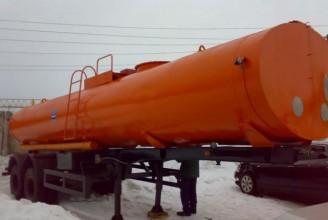 НЕФАЗ–96743-10-01 Полуприцеп цистерна (Нефтевоз)