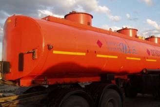 НЕФАЗ–9693-10-02 Полуприцеп цистерна (Нефтевоз)