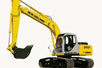 NEW HOLLAND E195 Гусеничный экскаватор