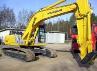NEW HOLLAND E215LC Гусеничный экскаватор
