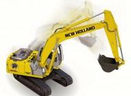 NEW HOLLAND E245 Гусеничный экскаватор
