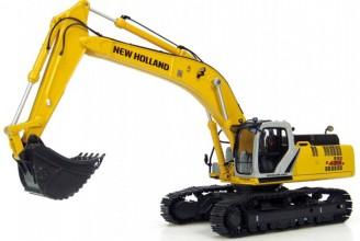 NEW HOLLAND E485 Гусеничный экскаватор