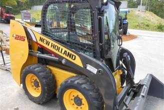 NEW HOLLAND L215 Мини-погрузчик