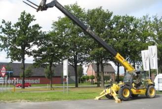 NEW HOLLAND LM1340 Телескопический погрузчик