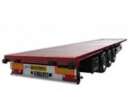 Wielton NS 3 K0 Полуприцеп платформа