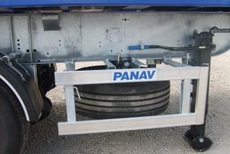 Panav 31м3 (стальной) Полуприцеп самосвальный