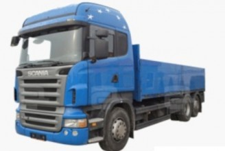 Scania P360 LB6x2HNA Бортовой
