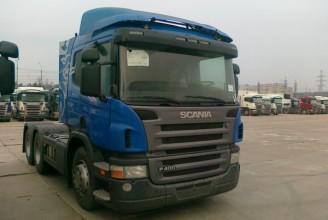 Scania P400 CA6x4HSZ Седельный тягач