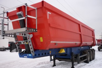 Schmitz Cargobull SKI Solid 24 3AT 10.5 Полуприцеп самосвальный