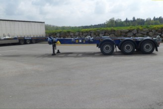 Schmitz Cargobull SCF GOOSENECK 24 G - 45' EURO LIGHT Полуприцеп контейнеровоз