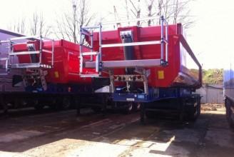 Schmitz Cargobull SKI Solid 24 3AT 9.6 HD Полуприцеп самосвальный