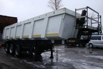 Schmitz Cargobull SKI HEAVY 24 S 8.2 Полуприцеп самосвальный
