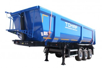 Тонар-9523-0000022 Cамосвальный полуприцеп