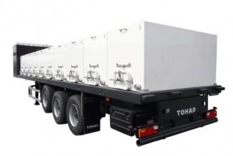 Тонар-97461 Полуприцеп для перевозки живой рыбы