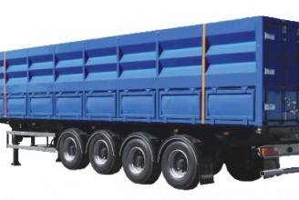 Тонар-974614 Полуприцеп для перевозки зерновых культур