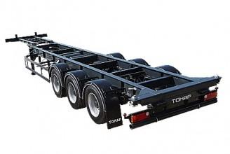 Тонар-97462-0000011 Полуприцеп-контейнеровоз