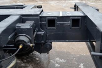 Тонар-974629-0000020 Полуприцеп-контейнеровоз универсальный раздвижной