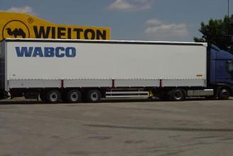 Wielton NS 3 KB Mega 950 mm Полуприцеп шторно-бортовой