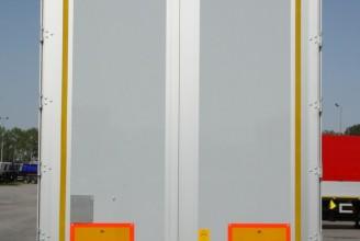 Wielton NS 3 SP Полуприцеп тентованный (ворота)