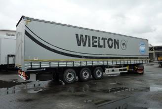 Wielton NS 3 KB TIR Полуприцеп шторно-бортовой